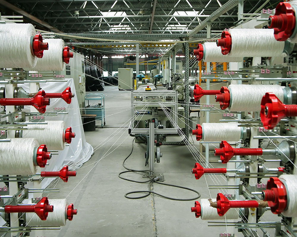 Winding and wrapping machinery